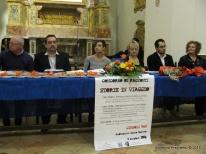 La Commissione di Giuria: Da sx Elvio Angeletti, Lorenzo Spurio, Gioia Casale, Alessandra Montali, Marco Squarcia, Marinella Cimarelli