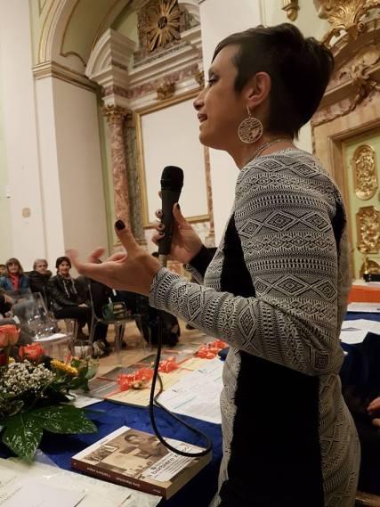 Gioia Casale, ideatrice del concorso