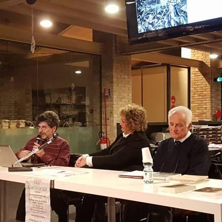 Stefano Vignaroli, Marinella Cimarelli, Riccardo Ceccarelli