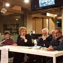 Stefano Vignaroli, Marinella Cimarelli, Riccardo Ceccarelli, Fabrizio Pasquinelli