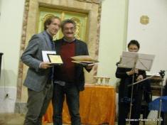 Daniele Pacini vincitore del 6° Premio