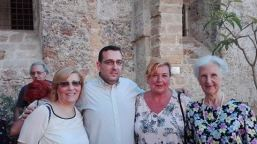 Rosa Maria Chiarello, Lorenzo Spurio, Teresa Riccobono, Maria Elena Mignosi Picone