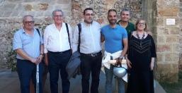Elvio Angeletti, Giuseppe La Rocca, Lorenzo Spurio, Pietro Mistretta, Alfredo Sant'Angelo, Maria Antonietta Sansalone