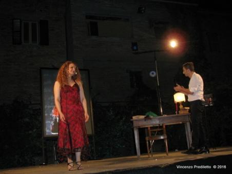 Diana Iaconetti e Luca Pennacchioni