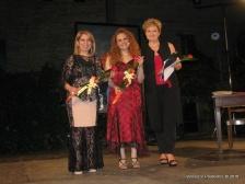 Nuccia Martire, Diana Iaconetti, Tiziana Bonifazi