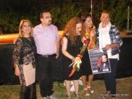 Nuccia Martire, Lorenzo Spurio, Diana Iaconetti, Susanna Polimanti, Nunzia Luciani
