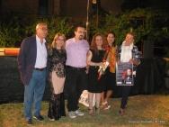 Vincenzo Prediletto, Nuccia Martire, Lorenzo Spurio, Diana Iaconetti, Susanna Polimanti, Nunzia Luciani