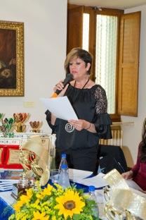 Ida Angelici legge due poesie di Novella Torregiani