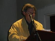 Giovanni Ricciotti ricorda il poeta fabrianese Giuseppe Terenzi