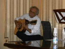 Il musicista Marco Poeta