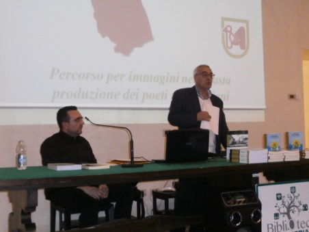 Lorenzo Spurio e Vincenzo Prediletto