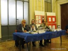 Da sx: Vincenzo Prediletto, Lorenzo Spurio e Stefano Bardi