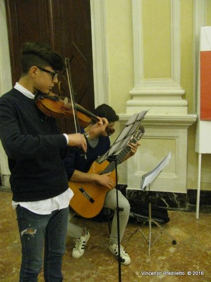 I musicisti