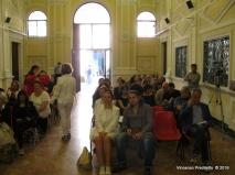 Jesi, Palazzo dei Convegni, sabato 4 giugno 2016 - Presentazione della Ass. Culturale Euterpe - Il pubblico in sala