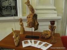 Jesi, Palazzo dei Convegni, sabato 4 giugno 2016 - Presentazione della Ass. Culturale Euterpe - Le sculture di Leonardo Longhi