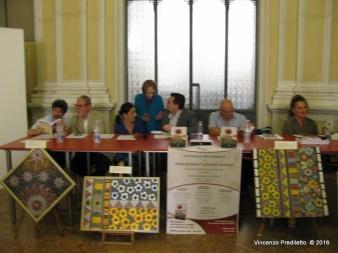 Jesi, Palazzo dei Convegni, sabato 4 giugno 2016 - Presentazione della Ass. Culturale Euterpe - Il Consiglio direttivo