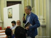 Jesi, Palazzo dei Convegni, sabato 4 giugno 2016 - Presentazione della Ass. Culturale Euterpe - L'Assessore alla Cultura Luca Butini