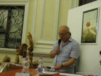 Jesi, Palazzo dei Convegni, sabato 4 giugno 2016 - Presentazione della Ass. Culturale Euterpe - Elvio Angeletti