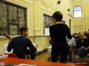 """Jesi, Palazzo dei Convegni, sabato 4 giugno 2016 - Presentazione della Ass. Culturale Euterpe - I ragazzi della Scuola Musicale """"G.B. Pergolesi"""""""