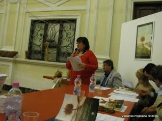 Jesi, Palazzo dei Convegni, sabato 4 giugno 2016 - Presentazione della Ass. Culturale Euterpe - Laura Molinelli