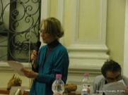 Jesi, Palazzo dei Convegni, sabato 4 giugno 2016 - Presentazione della Ass. Culturale Euterpe - Cinzia Ricci