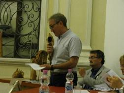 Jesi, Palazzo dei Convegni, sabato 4 giugno 2016 - Presentazione della Ass. Culturale Euterpe - Giancarlo Giaccaglini e Oscar Sartarelli