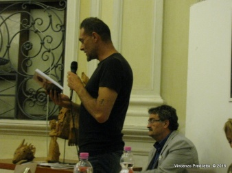 Jesi, Palazzo dei Convegni, sabato 4 giugno 2016 - Presentazione della Ass. Culturale Euterpe - Leonardo Longhi