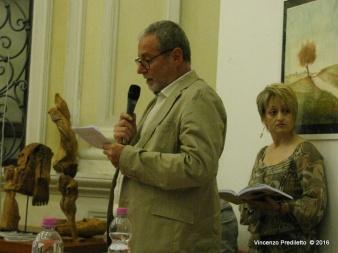 Jesi, Palazzo dei Convegni, sabato 4 giugno 2016 - Presentazione della Ass. Culturale Euterpe - Franco Duranti e Alessandra Montali
