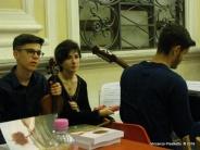 Jesi, Palazzo dei Convegni, sabato 4 giugno 2016 - Presentazione della Ass. Culturale Euterpe - I ragazzi della Scuola Musicale G.B. Pergolesi