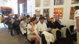 PALERMO - Villa Niscemi - 11-06-2016 - Reading poetico