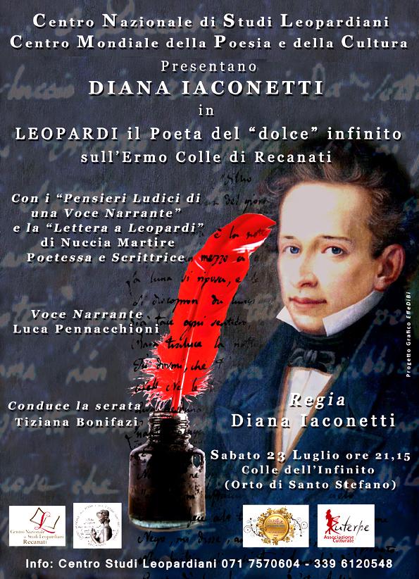 Progetto Grafico LEOPARDI Recanati Versione Web